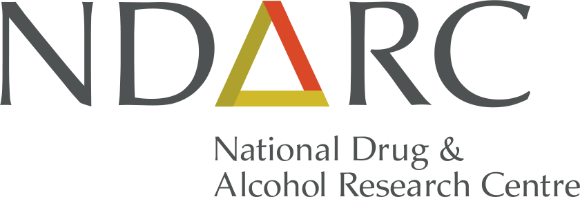 <div>National Drug &amp; Alcohol</div><div>Research Centre</div>